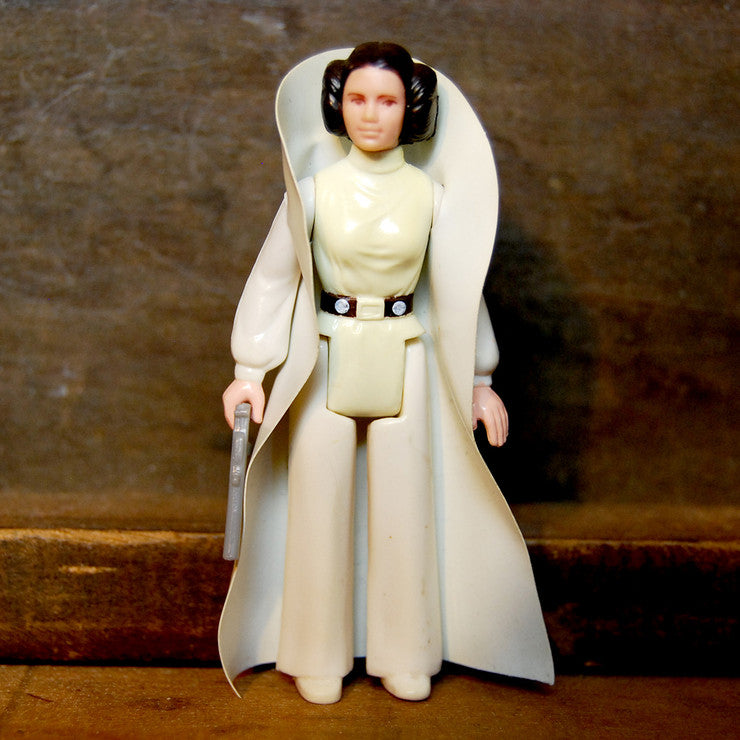 1977 Princess Leia Figure