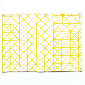 Grid Placemat Set Of 2