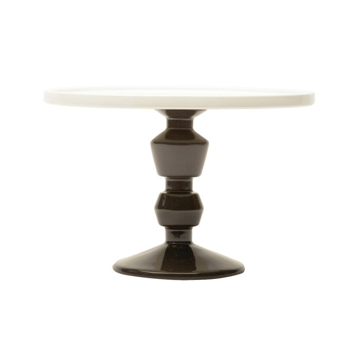 Cake Stand Medium Charcoal