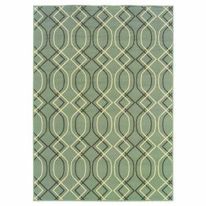 Indus 7'10x10'10 In/Out Rug
