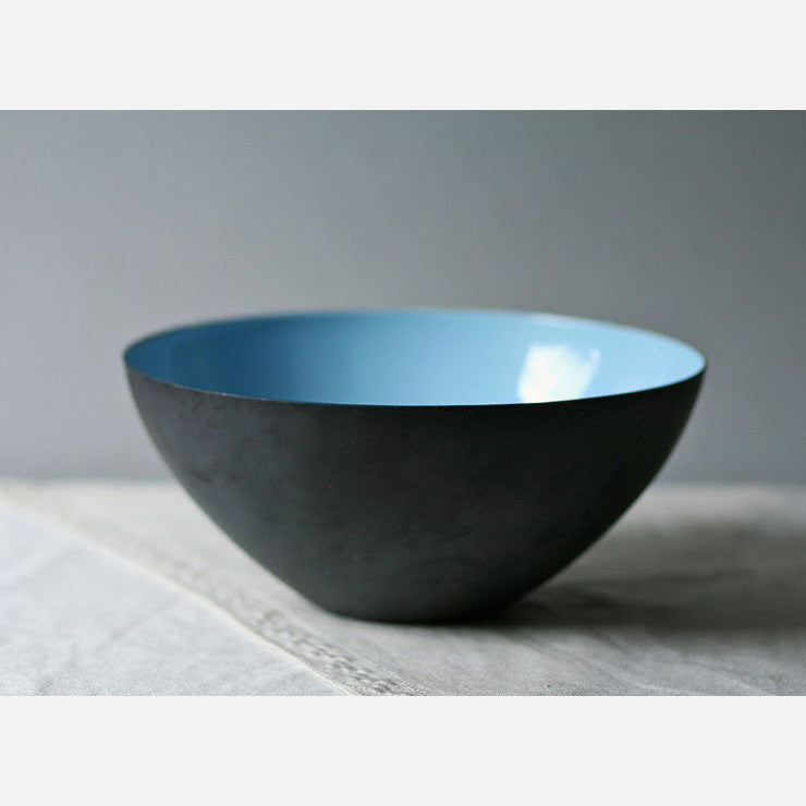 Krenit Enamel Serving Bowl