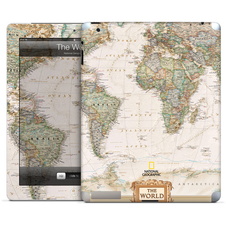 iPad 2/3/4 The World