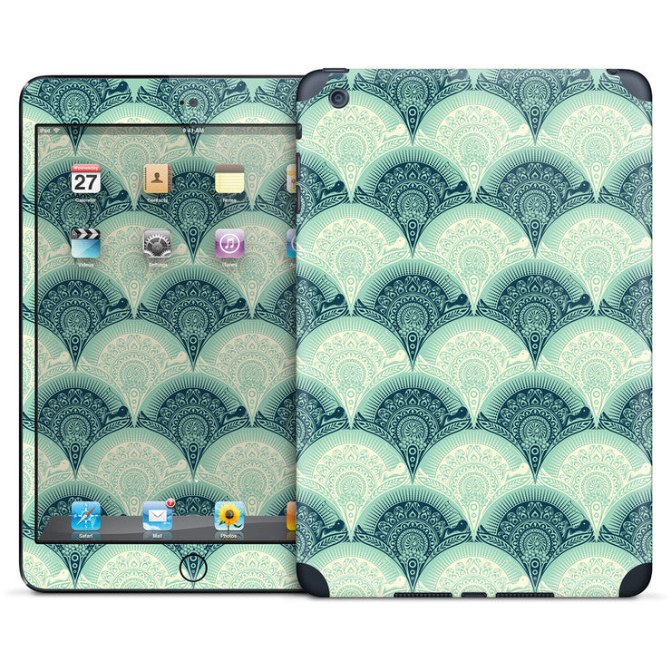 iPad Mini Snail Scallop