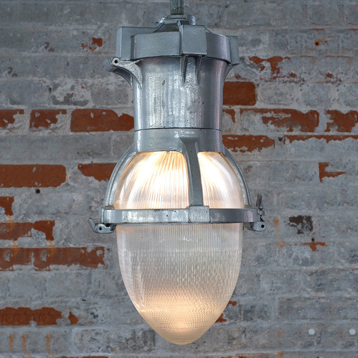 Holophane Pendant Light - Acorn