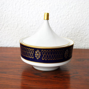 Echt Kobalt Covered Dish
