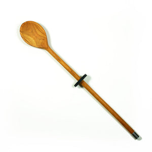 Tipping Wooden Cooking Spoon