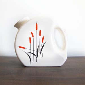 '50s Hand-Painted Pitcher