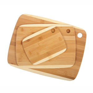 Classic Cutting Board Set 2-Tone