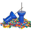 Push Pins Blue Pair