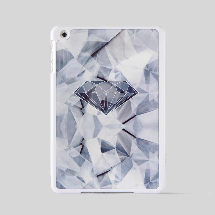 iPad mini Diamond Broken Glass