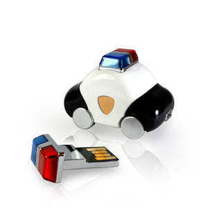 Police Car USB Flash Drive 8GB