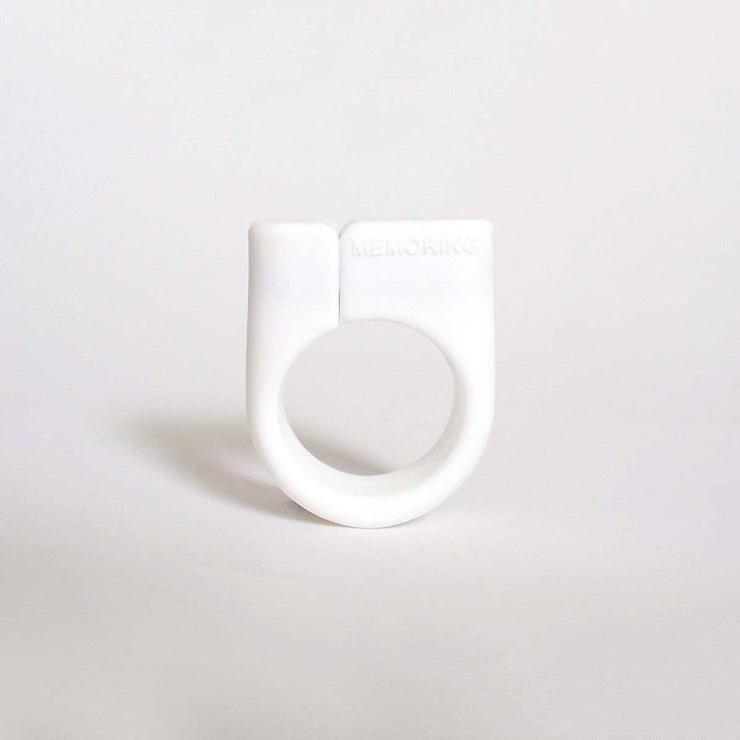 Memoring USB Flash Drive White