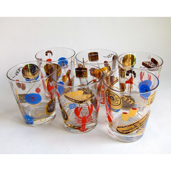 High Ball Glasses  6
