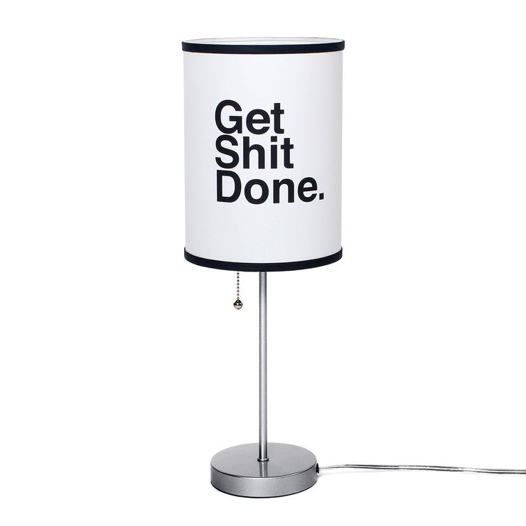 Get Sh_t Done Sport Lamp White