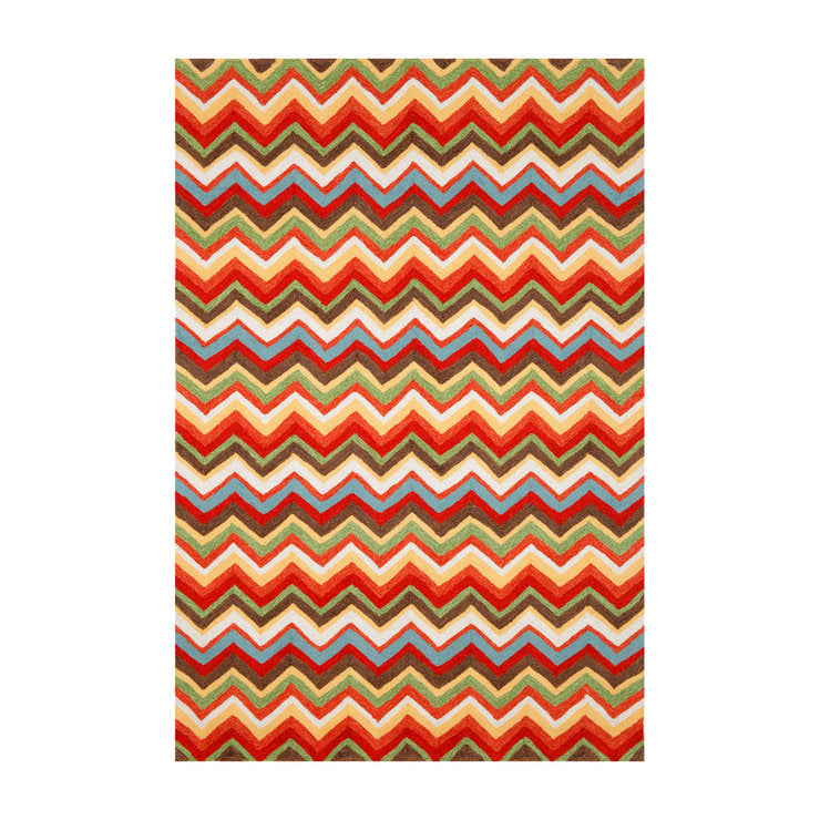 Chevron 42x66 Sunshine