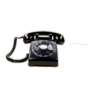 500 Desk Metal Dial Phone
