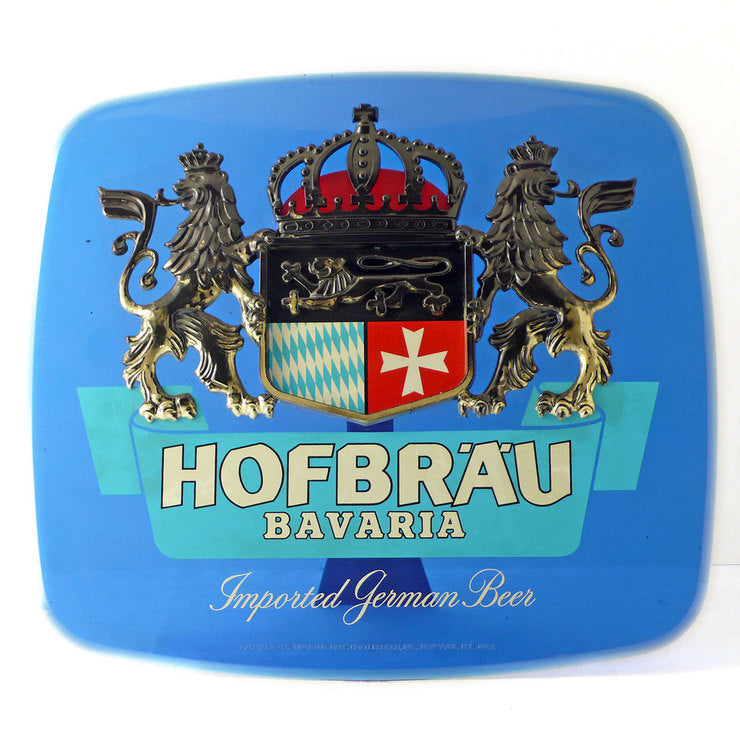 Hofbrau Bavaria Table Sign II