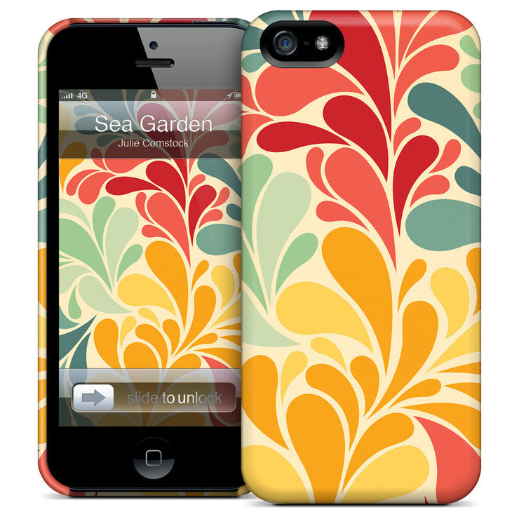 Sea Garden iPhone 5 Case