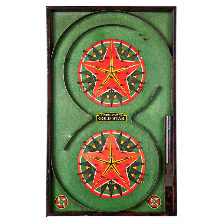 Lindstrom's Bagatelle Game
