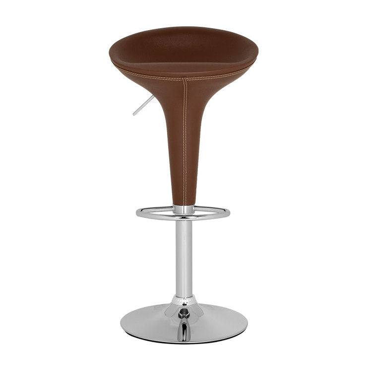 Cerrone Barstool Brown