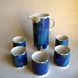 Ceramic Pitcher Set