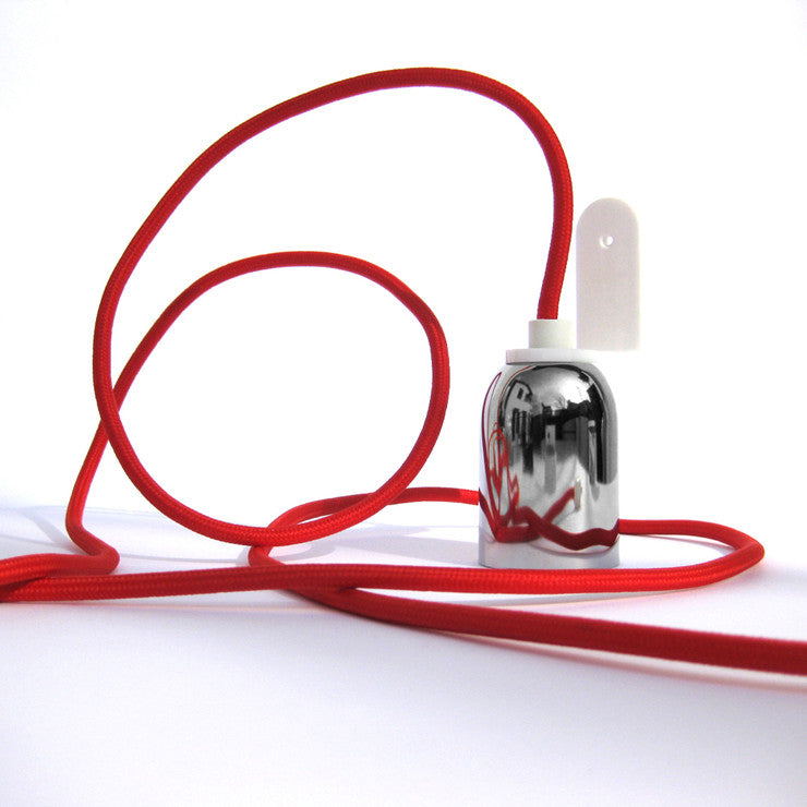 Extra Wire Directional White Red