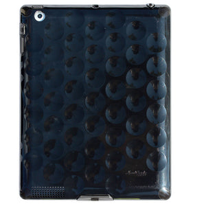 Bubble iPad Case Black
