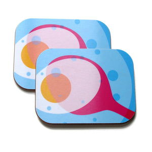 GB Food Egg Placemat Set Of 2