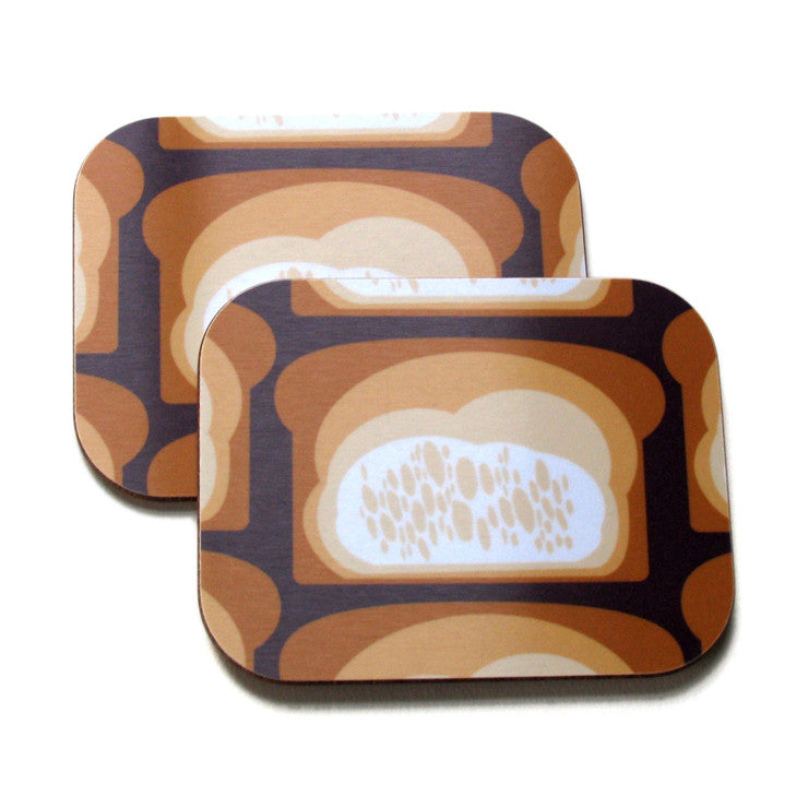 GB Food Bread Placemat Set Of 2