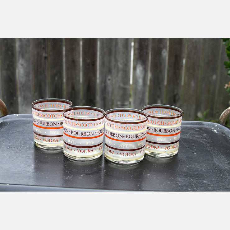 ‰Ûª70s Libation Glass Set