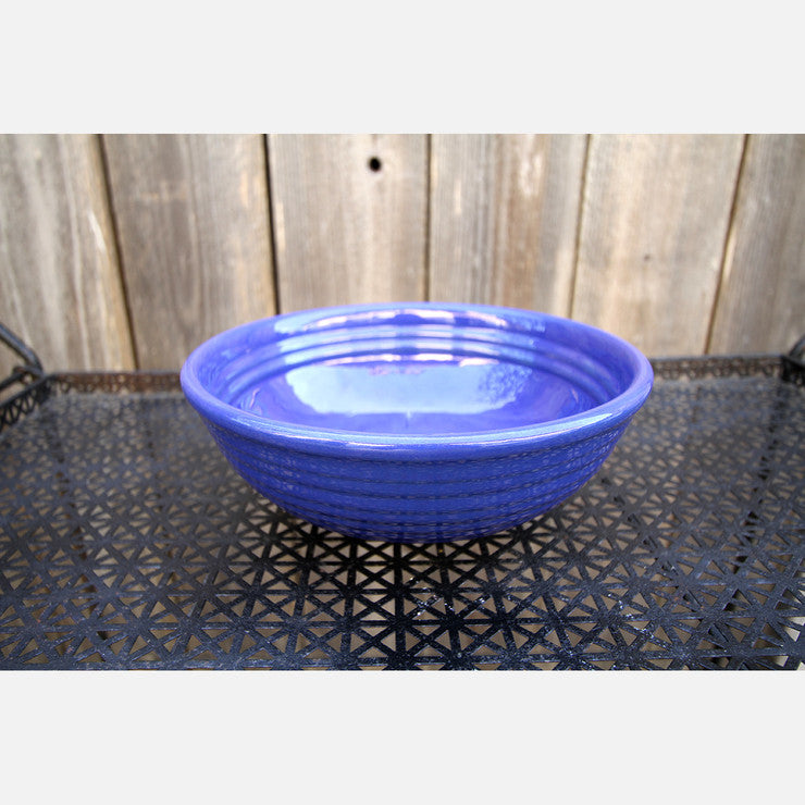 Bauer Bowl Cobalt Blue