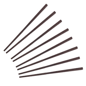Fork Chopsticks Wood Set Of 4
