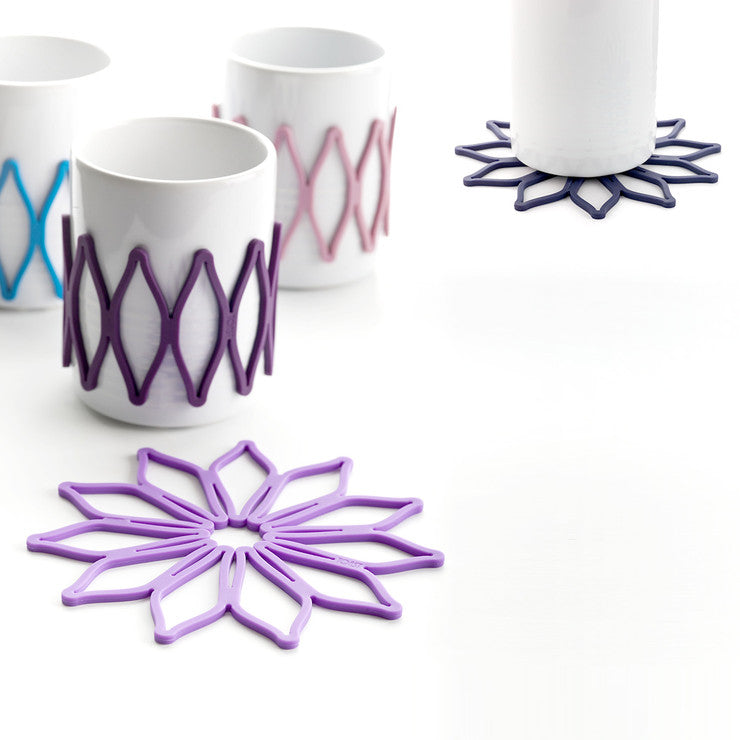 Bloom Sleeve/Trivet Set Of 5