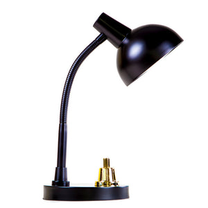 Job Office Desk Lamp Black