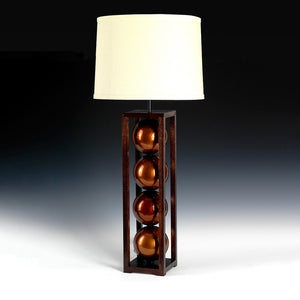 Janus Table Lamp Copper