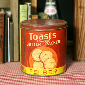 Cracker Tin