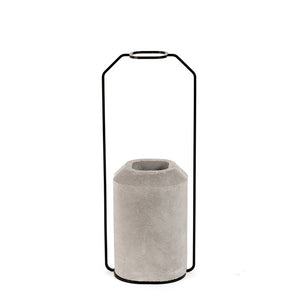 C Weight Vase Raw