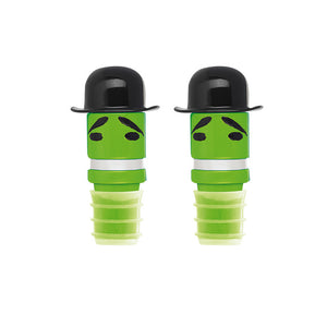 Lord Bowler Bottle Stop Set Of 2