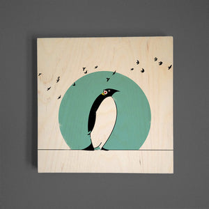 Penguin Wall Art