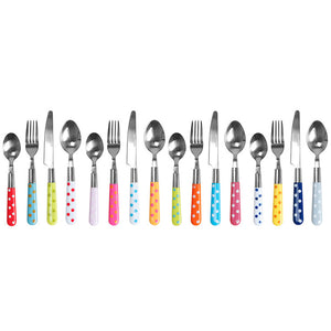 Dotty Flatware Set Of 16