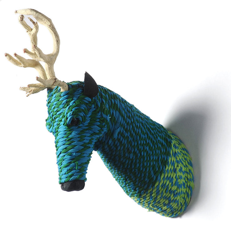 Rope Deer Mount 36