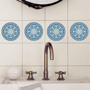 Dodecanese Tile Decal Set Of 8