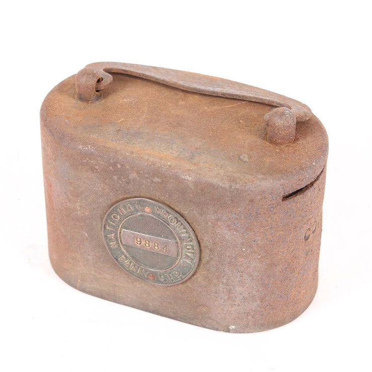 Cast Iron Personal Bank
