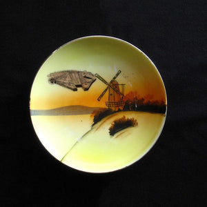Spacecraft Windmill Plate I