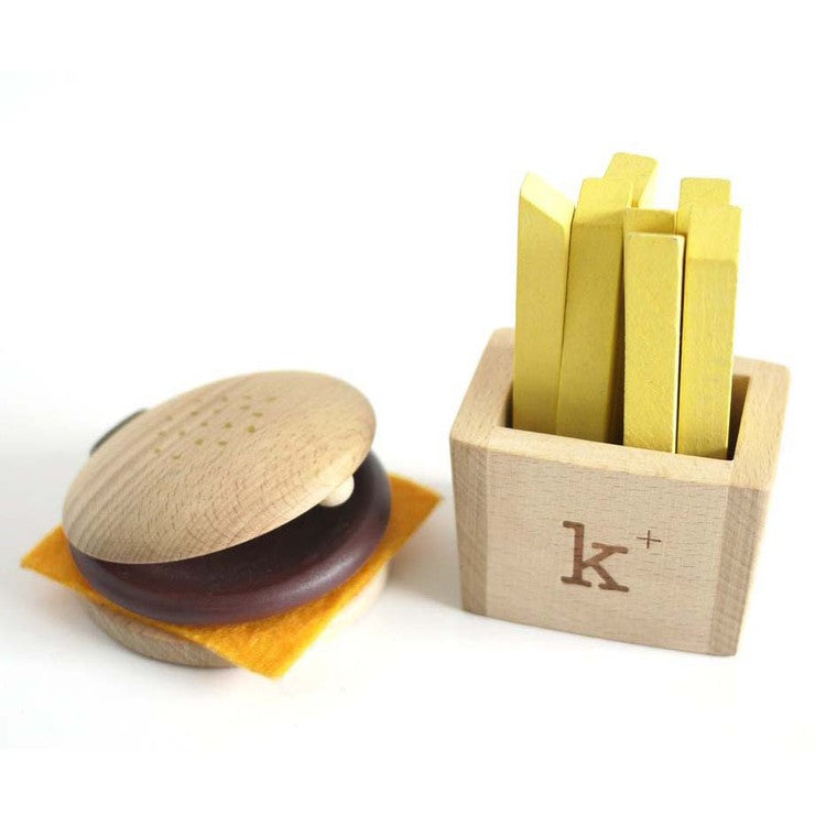 Hamburger Music Set