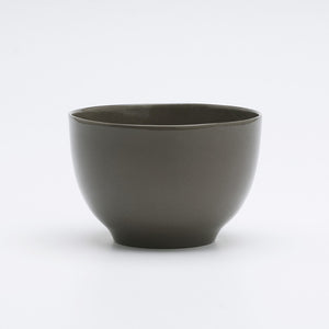 B-Set Bowl Porcelain Small Gray