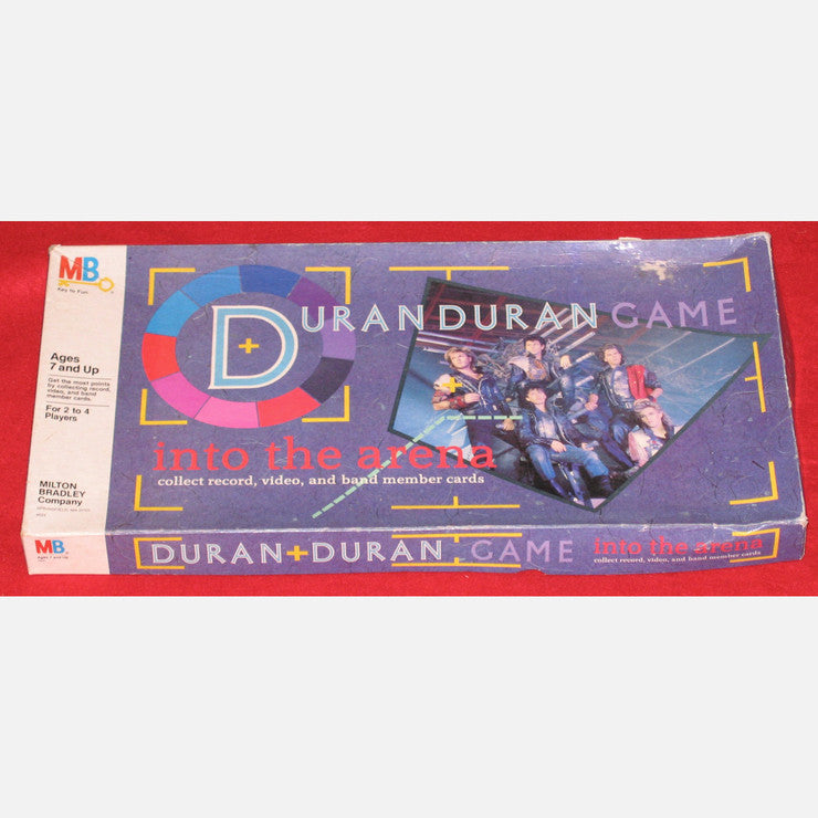 Duran Duran: Into The Arena Game