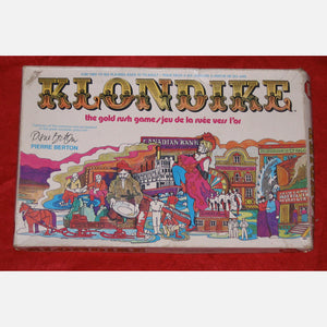 Klondike: The Gold Rush Game