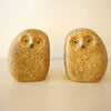 Vintage Japanese Owl Bookends