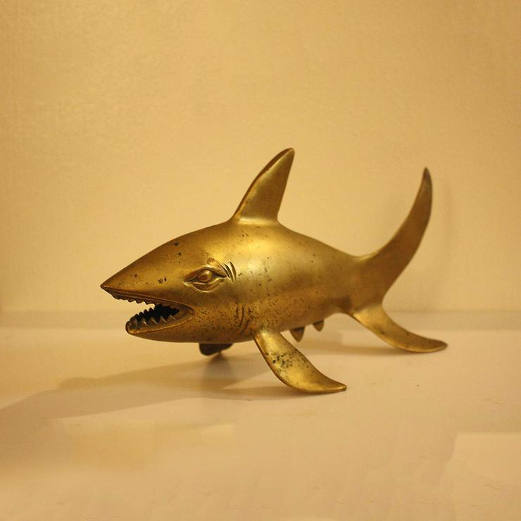 Brass Shark